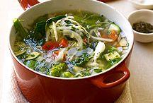 Soups / by Elysa Kuffert