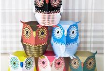 wise owl / by Jeannette De Guzman