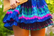 SKIRTS! / by Andrea Chavarria