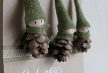 Ideas / A collection of interesting ideas that I find on Pinterest or the web, and want to try. / by Auntie Sawn