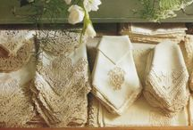 Linen and lace  / by Peta xxxx