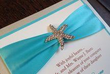 Monika Wedding Stationary / by Monika Vrabel