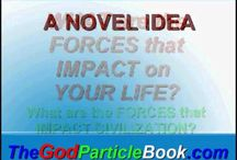 "The God Particle Book / ""Ebooks for kindle"" ""Ebooks for Ipads"" ""The God Particle"" ""Books on Amazon"" ""Science Fiction""  / by The Power Lead System"