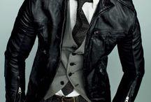 Men Stylish Wear / A guide for modern gentleman's / by Rodrigo De la Fuente