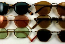 Sunglasses/Glasses / by Hadrian Bansuan