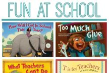 Back to School / Ideas & Tips For Making Back To Schol Fun & Stress-free / by Buncee