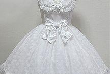 Lolita Fashion / All things Lolita! / by Olivia Gonzales
