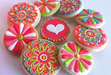 Cookie decorating / by AmberLee Fawson