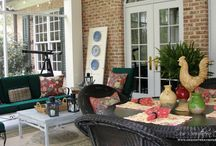 Pools, porches, & patios / Relax, slow down,  enjoy!!!!! / by Vandy Williams