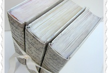 book crafts / by Michelle Nance