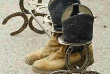 Horseshoes / Horseshoes  / by Saundra Reimer