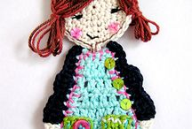crochet / Pininterest it has  peeked my interest in crocheting again.  Maybe I'll make all the things i pinned. :) / by casi Ann RN