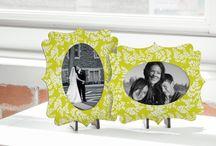 DENY Tabletop Photo Frames / by DENY Designs