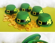 {St Patty's} Day / St. Patrick's Day school and party favors, ideas and inspiration on www.partyfrosting.com / by Party Frosting