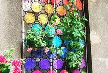 garden art / by Soozie Lowry