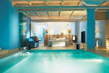 really cool rooms / by Alissa