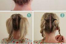 hair ideas / by Jennifer Turner