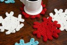 knit & crochet / by Melanie Boe