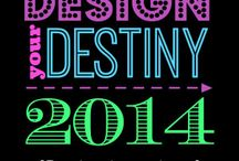 Design your Destiny! / by Lisa May