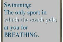 swim quotes / by Katy Edmondson