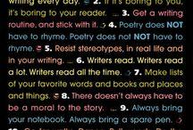 writing / by Aria Aria