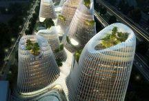 Architectural stuff / by PopcornCandi