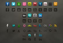 Icons Cliparts / by Martin Steiner