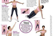 Tracy Anderson Workouts / by Torri Bates Janzen