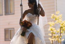 Here comes the bride! / by Deanna Runion
