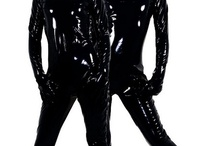 PVC Catsuits / by Gabriel Anderson