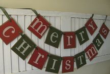 Christmas Banners / by Encore Banners