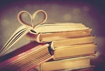 For the Love of Books / by Muzette Alcocer