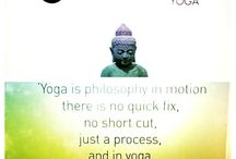 Yoga yoga yoga. / Poses and quotes :)  / by Amber B.