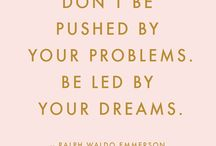 Dreams, Magic <3 / by Madison LaTurno