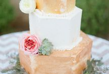 Wedding Cake Inspiration / by Heidi M.
