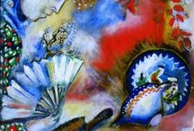 Marc Chagall  / by Gwen Page