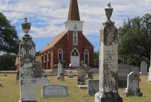 Rural Churches / Finding the beauty in small-town, rural churches across the state of Texas. #Texas #RuralTexas #Churches / by Texas Farm Bureau