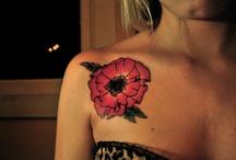 Tattoos / by Robin Krill