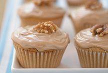 food - cupcakes / by Christine Higgins Tetzlaff