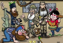 Duck Dynasty / by Patricia Brantley