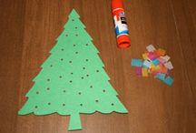 Christmas in preschool / by Laura Ahlbach