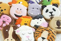 animal and insect biscuits / by Junyi Wu