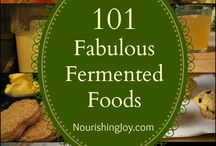 Cultured ~ Fermented ~ Pickled ~ Canning ~ Homesteading / by Angeline Kyle