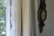 drapes / by Segreto Finishes