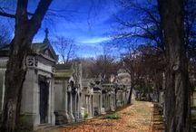 Graveyards / by Deb Korbel