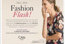 CAbi Fall '14 / by Deanna Henkel