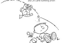 Folk Tales & Rhymes Activities / by Debbie @Country Fun Child Care