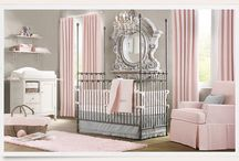 baby girls room / by Cassidy Williams Coughlin