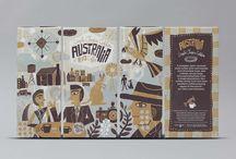 Coffee packaging / by Albu Reka-Abigel