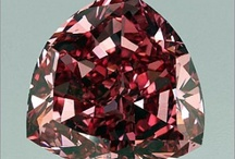 Cut Gemstones / by Becky Britt
